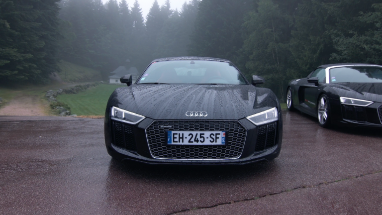 Audi Driving Experience by Passion Automobiles