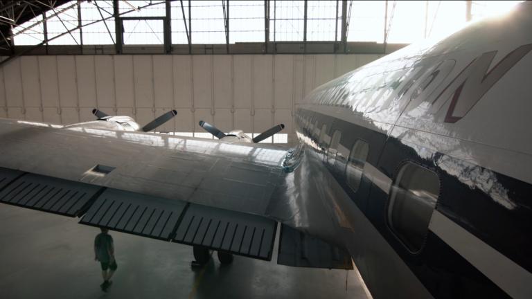Conversation about The Lockheed Super Constellation